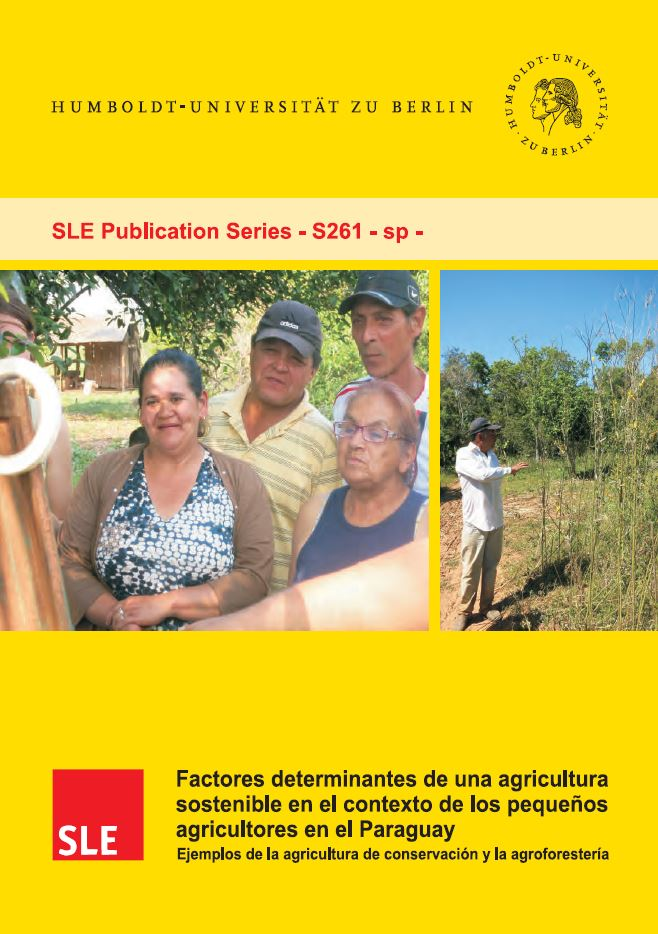 SLE Studie 2014 Cover Paraguay
